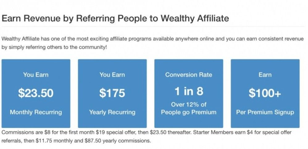 Earn Revenue by Referring