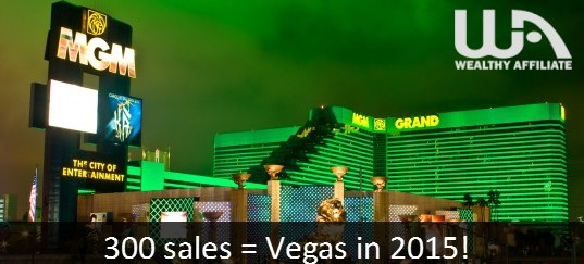 Super Vegas Affiliate Challenge Trip 2015