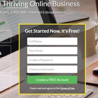 Thriving Online Business