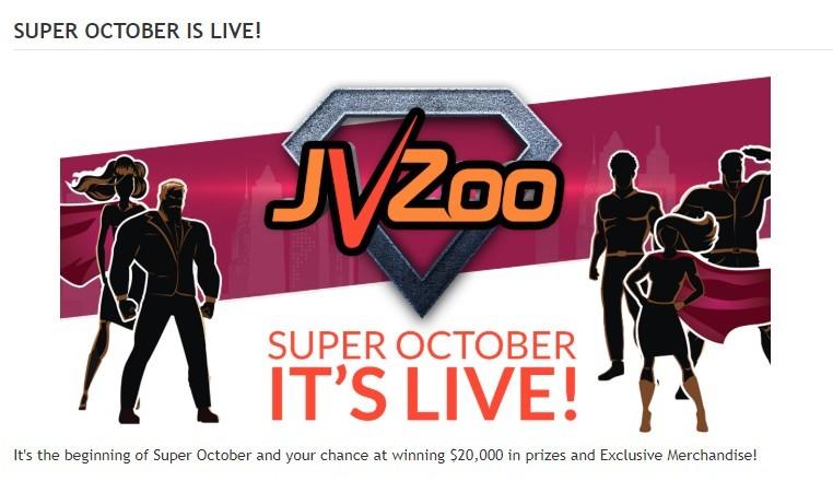 JVZoo Super October