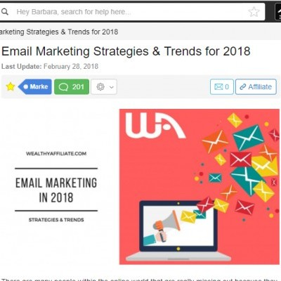 Email Marketing Strategies & Trends for 2018