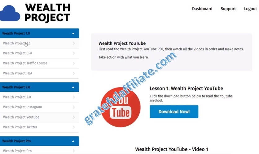 Wealth Project 8