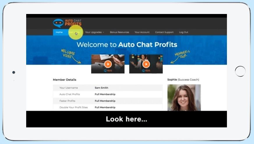 Auto Chat Profits - 5