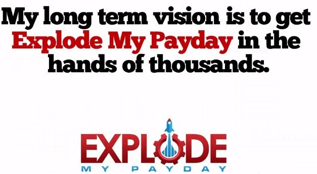 Explode my payday 18