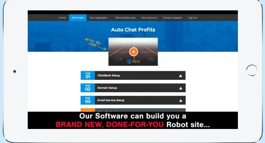 Auto Chat Profits - 6