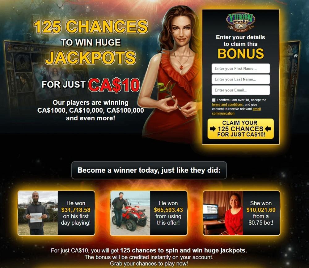 Smart Dollars Club - Yukon Gold Casino
