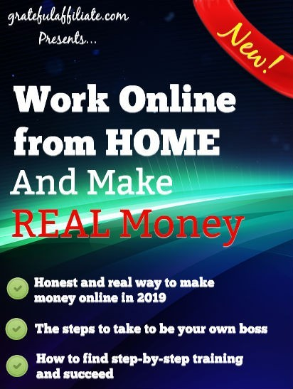 Work Online from Home and Make Real Money