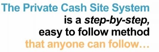 Private Cash Sites 3