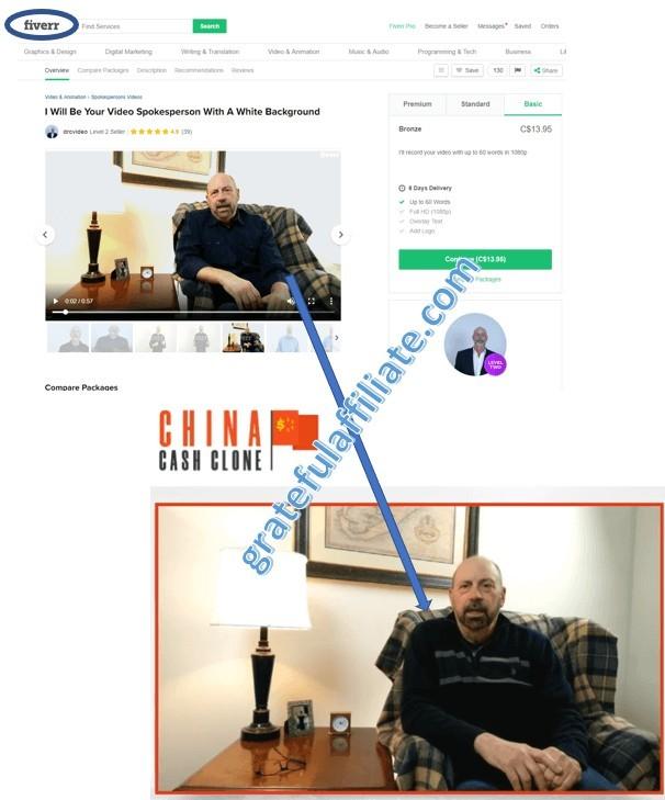 China Cash Clone testimony 2