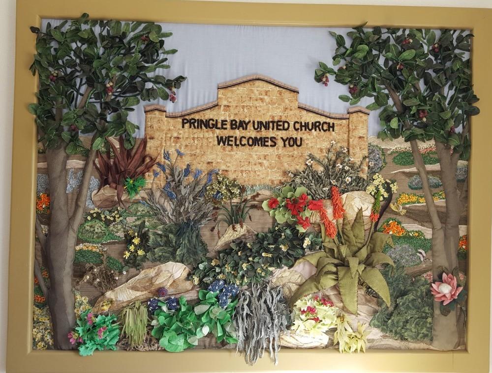 CraftyArts Pringle Bay Banner