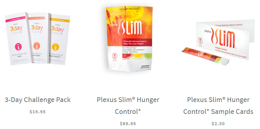 Plexus Worldwide Slim Control