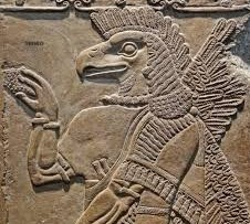 Ancient Sumerian stargate At The Euphrates River