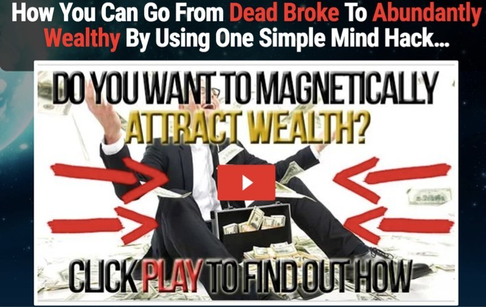 Wealth Magnet System Sales Video