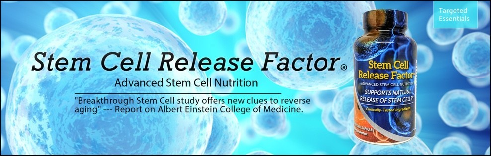 American Dream Nutrition's Stem Cell Release Factor