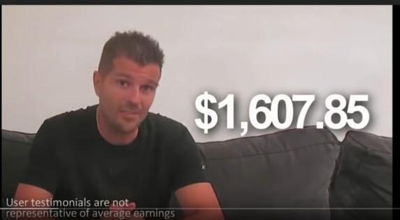 Millionaire Biz Pro Testimonial Guy