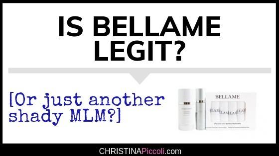 Is Bellame legit?