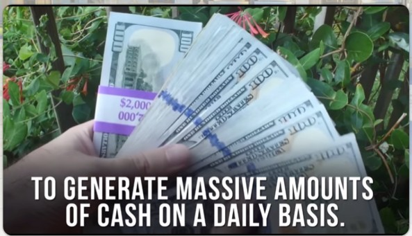 Easy Cash Club Sales Video