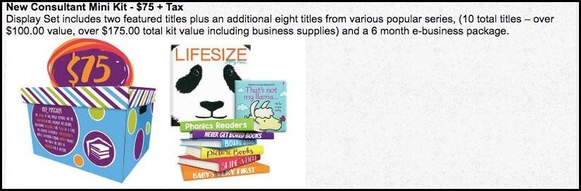 Usborne Books Mini Kit