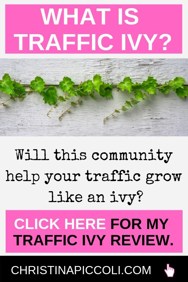 What is Traffic Ivy? Traffic Ivy Review