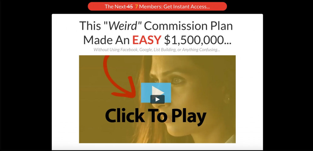 Is Commission Plan X Legit?