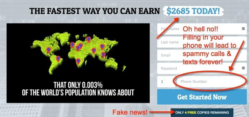 Daily Cash App Sales Video