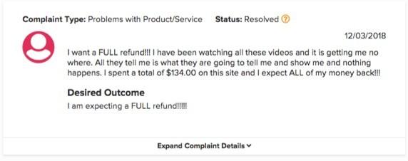 Click and Flip Complaint 2