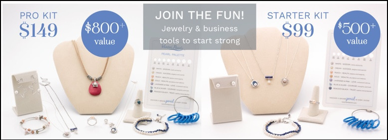 Vantel Pearls Starter Kits