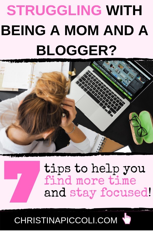 7 Tips for Mom Bloggers