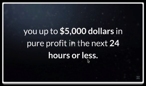 Earn $5000 in the next 24 hours?