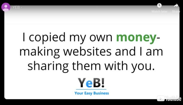 Your Easy Business Sales Video 1