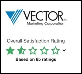 Vector Marketing gets 1.5 star rating on Consumer Affairs