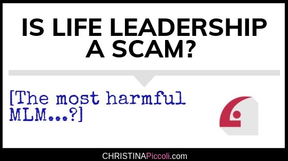 Is Life Leadership a scam?