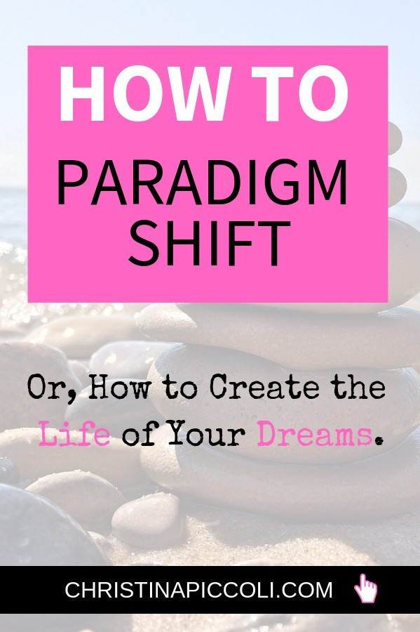 How to Paradigm Shift for Pinterest