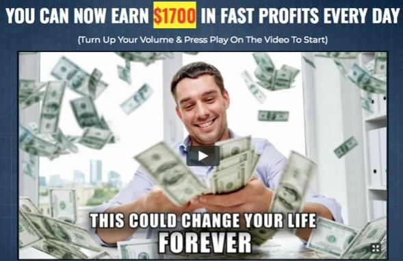 Fast Profits Sales Video
