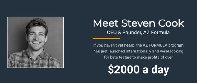 AZ Formula CEO