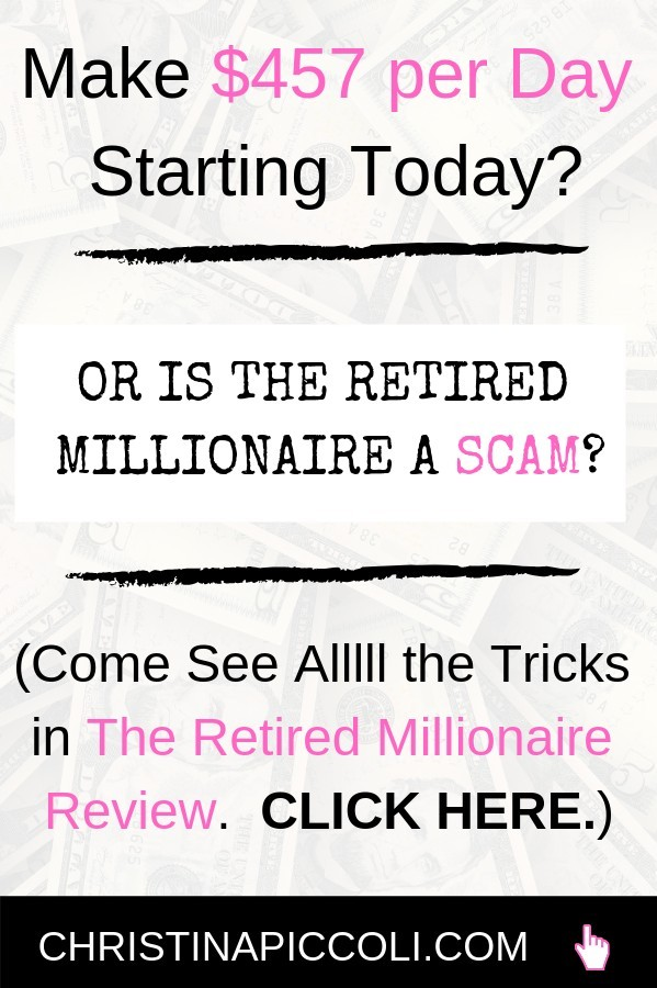 The Retired Millionaire Review