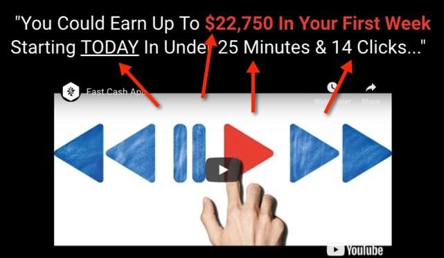 Fast Cash App Sales Video