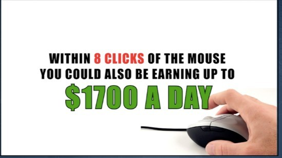 Fast Profits in 8 Clicks