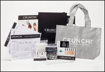 Crunchi Business Portfolio is $78