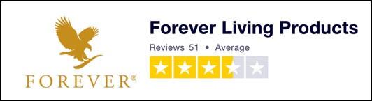 Forever Living Trustpilot reviews