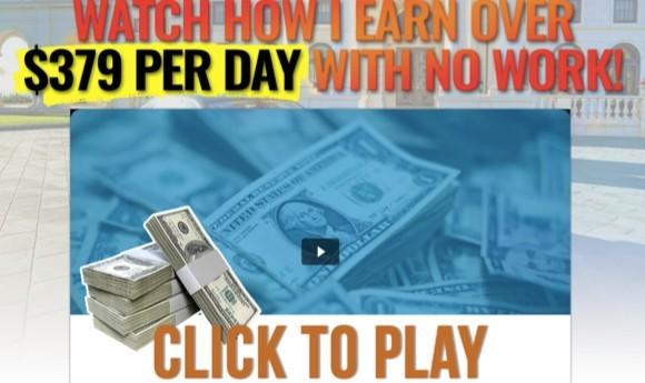 Easy Cash Club Sales Page