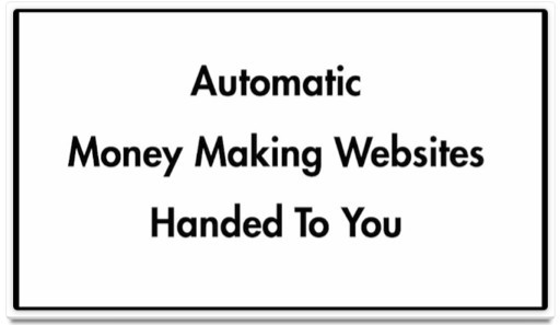 Automatic money making site will be handed to you