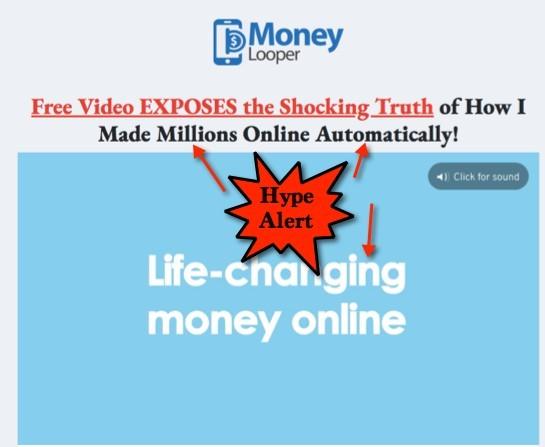 Money Looper Sales Video