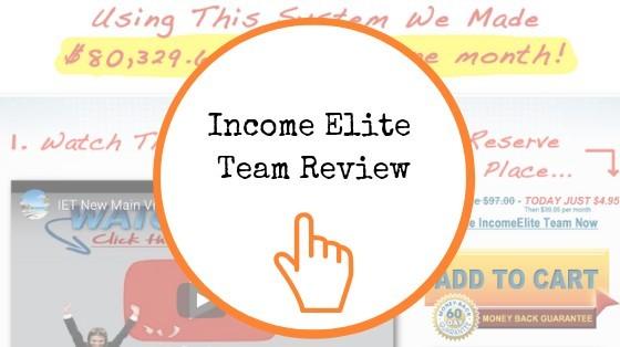 Income Elite Team Review