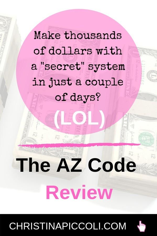The AZ Code Review