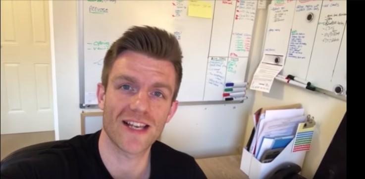 30 Day Success Club Testimonial Guy