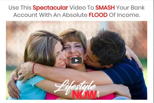 Lifestyle Now sales video