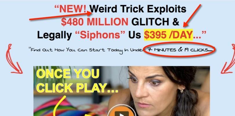 Cash Siphon Video