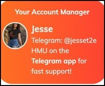 Account Manager is fake.