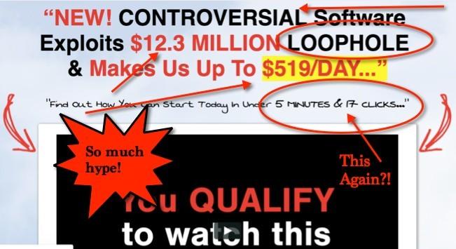 Five Minute Profit Systems Sales Video